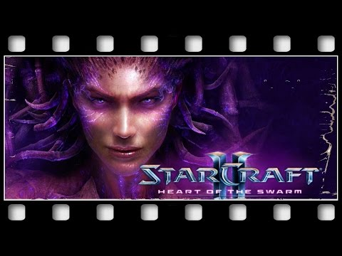 """StarCraft II: Heart of the Swarm """"THE MOVIE"""" [GERMAN/PC/1080p/60FPS]"""