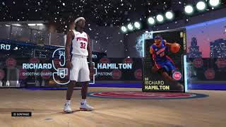 NBA 2k19 Pack Opening Roy Limited Signature Shaq PD