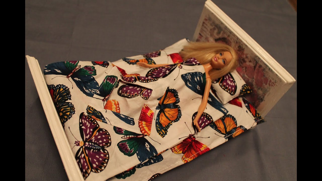 Мои рукодельные радости: Постельное белье для куклы