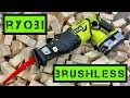 RYOBI BRUSHLESS!! P517 18v ONE+ Reciprocating Saw