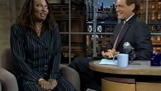 Ellen Cleghorne on Late Show With David Letterman (1995)