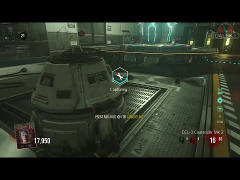Advanced Warfare EXO ZOMBIES EASTER EGG - FULL Guide/Tutorial! (Exo Zombies Easter Egg)