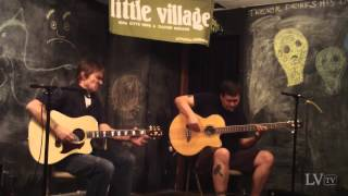 "Jason Leroy ""Use Me Up (Bill Withers cover)"" // Little Village Live!"