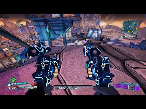 Borderlands: Pre-Sequel! Darksiders (Triton Flats) XP & Gear Farming Run Guide