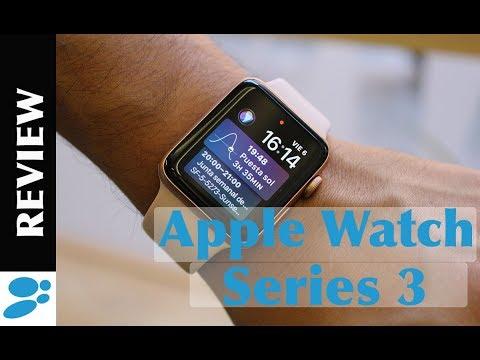 Review Apple Watch Series 3: ¿Es tan potente como dicen?