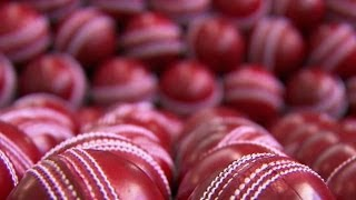 Cricket Ball - How Do They Do It?