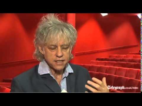 Bob Geldof speaks for the first time since Peaches' death, condemns Boko Haram