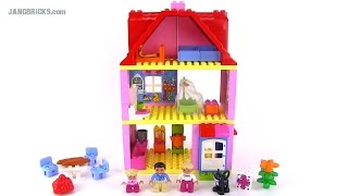 LEGO Duplo Play House reviewed! set 10505