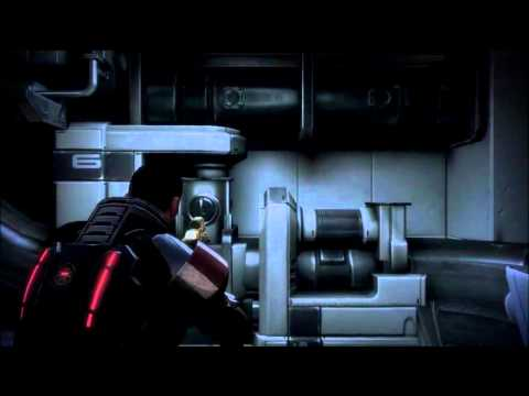 Mass Effect 3 Comic-Con 2011