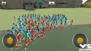 Stickman Battle Simulator | New Stickman Warriors Game: Stickman Fight - Android GamePlay#7