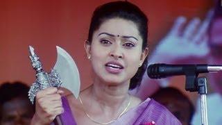 Bhavani IPS - Sneha Kills The Corrupt Minister - Bhavani IPS