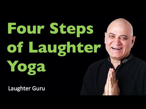Laughter Yoga Steps