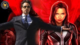 Why Tony Stark Returning For BLACK WIDOW Would Be a Bad Idea