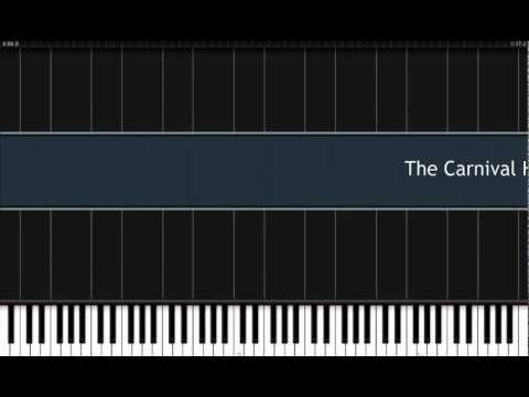 Homestuck: gamzee's theme the carnival synthesia