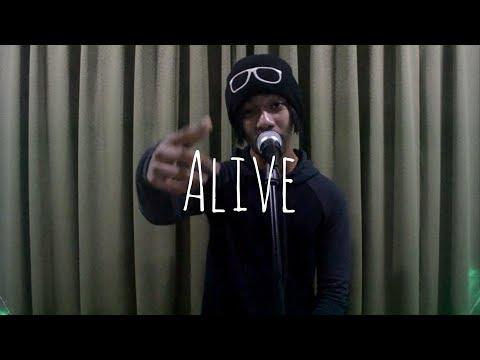 Alive - Raiko (Cover) [Naruto Ending 4]