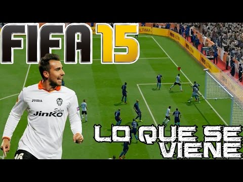 FIFA 15 || Lo que se viene en el canal feat. Paco Alcácer = Dios