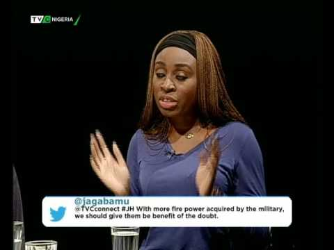 Journalists' Hangout 6th of December 2016   TVC News Nigeria
