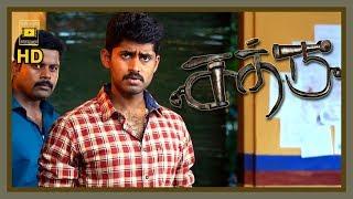 Small boy helps Kathir to track down Suja Varunee | Sathru Movie Scene | Kathir's friend gets killed