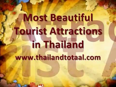 """Bangkok Top 5"": Most Beautiful Tourist Attractions in Thailand"