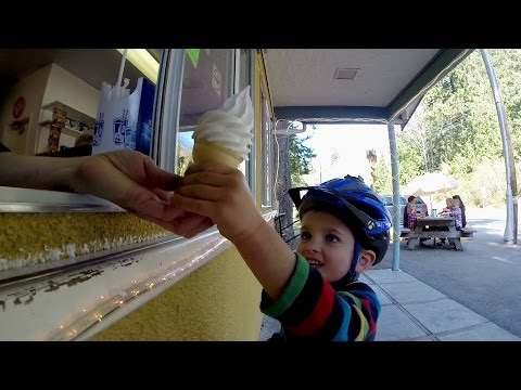 GoPro: Father Son Tandem Bike Ride