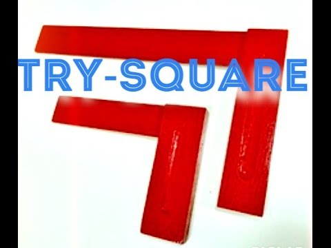 tri square how to make