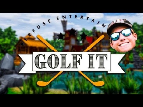 Golf it w/ Tommy [GOLF IT MINES AND HOLE IN ONE MAP!!!]