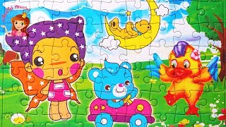 Winnie the Pooh and his Friend Little Dora Toys Video for Kids
