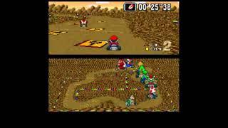 Mario Kart e Super Mario Bros