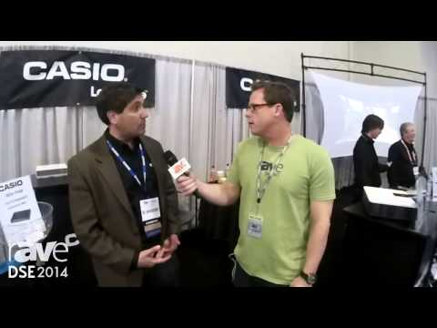 DSE 2014: Gary Kayye Interviews Joseph Gillio at Casio