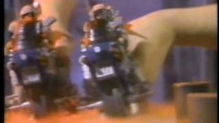 80's Spiral Zone Toy Commercial