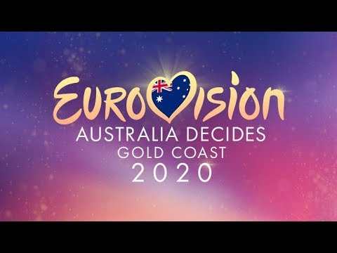 Eurovision Australia Decides 2020 - My Top 10 (Australia Eurovision 2020)