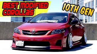Modified Corolla 10th Gen Compilation - Stance