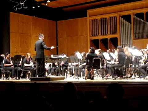 FSU Concert Band - Satiric Dances - Mvts. 2 and 3