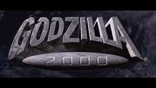 Godzilla 2000 (Movie Review) - The Obsessed Movie Man