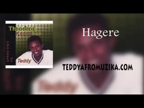Teddy Afro - Hagere - (old zefen)