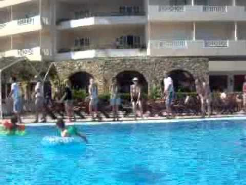 Ramira Beach Kos Bomba Dance 2010 video