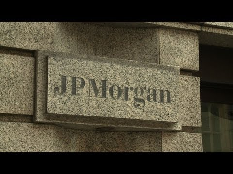 JPMorgan in shock $2 billion loss on derivatives
