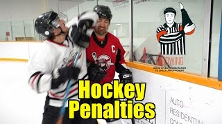 Hockey Penalties Explained - With Sweet Spot Squad