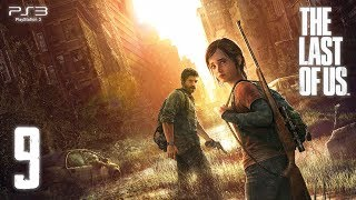 The Last of Us (PS3) - 720p60 HD Playthrough Part 9 - Bill's Town: The Woods