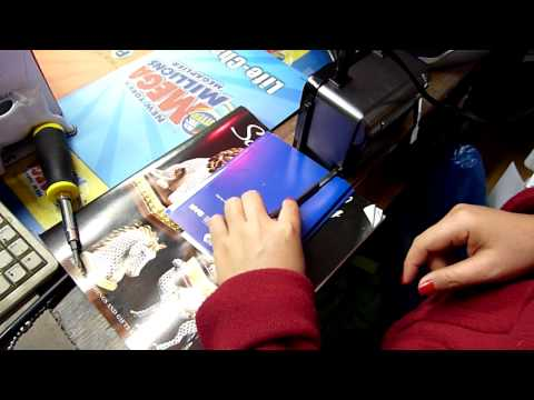 Powermatic cigarette machine repair