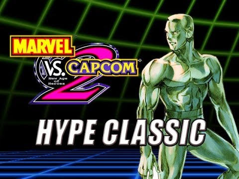 THE ICEMAN COMETH - HYPE CLASSICS Part 6 (Marvel Vs Capcom 2)