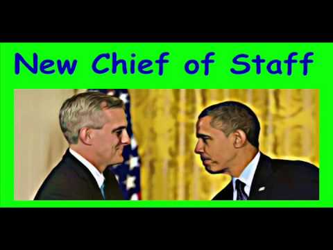 President Obama Denis McDonough new Chief of Staff