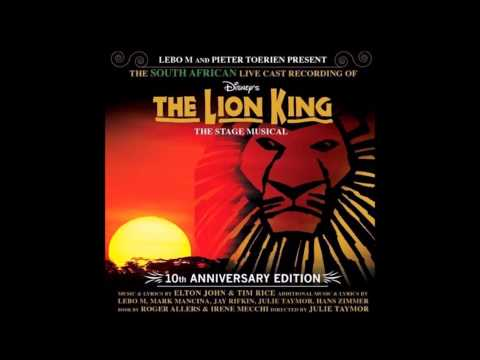 The Lion King South African Cast Recording