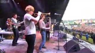 Foals - XXXXX & The French Open (Live @ Glastonbury 2008)