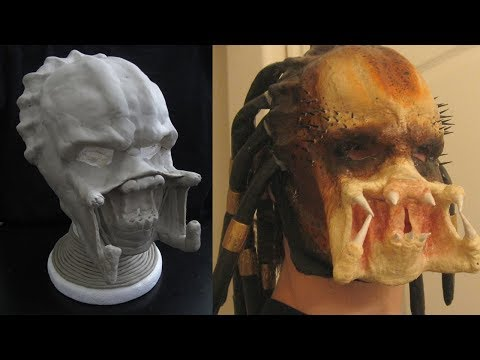 TMG - Predator Mask and Helmet