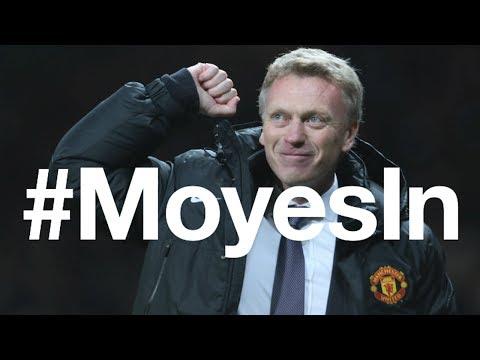 #MoyesIn: 10 Reasons David Moyes Should Stay At Man United*