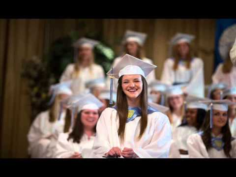 Mount Mercy Academy Class of 2013 Commencement