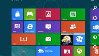 Testes com novo Windows 8 Interface Metro e Desktop.