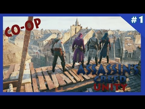 Assassin's Creed: Unity Кооператив, Полетят Головы #1