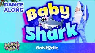 Baby Shark - Moose Tube   GoNoodle